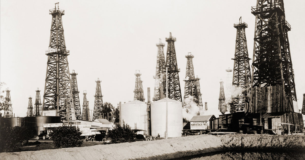 Oil and Gas Industry: Key Historical Developments